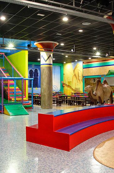 fiestas privadas parque infantil